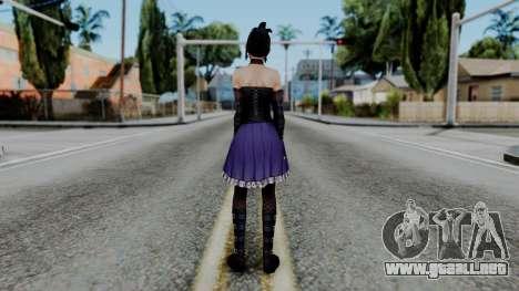 Marvel Future Fight - Sister Grimm para GTA San Andreas tercera pantalla