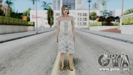 GTA Online Be My Valentine Skin 3 para GTA San Andreas segunda pantalla