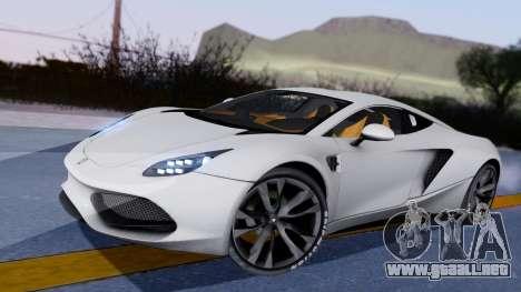 Arrinera Hussarya v2 para GTA San Andreas