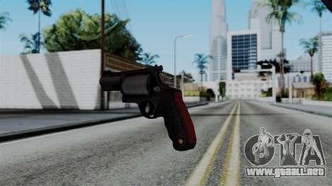 CoD Black Ops 2 - Executioner (Menendez) para GTA San Andreas segunda pantalla