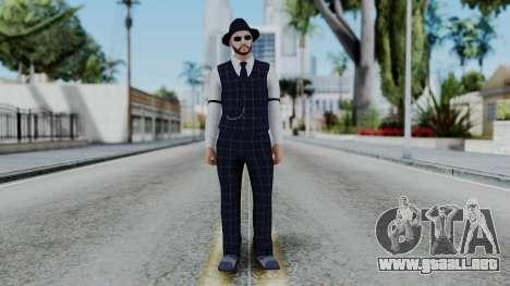 GTA Online Be My Valentine Skin 5 para GTA San Andreas segunda pantalla