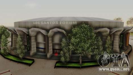 Stadium LS para GTA San Andreas