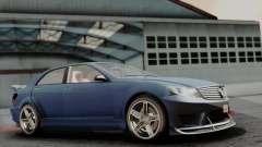 GTA 5 Benefactor Schafter V12 para GTA San Andreas
