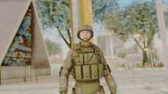 US Army Urban Soldier from Alpha Protocol para GTA San Andreas
