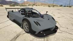 Pagani Zonda R v1.0 para GTA 5