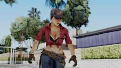 Misty - CoD Black Ops para GTA San Andreas