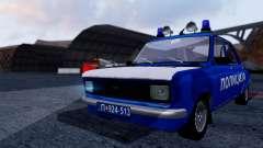 Zastava 101 Policija para GTA San Andreas