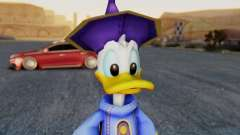 Kingdom Hearts 1 Donald Duck Disney Castle para GTA San Andreas