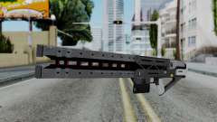 GTA 5 Railgun - Misterix 4 Weapons para GTA San Andreas