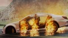 GTA 5 Particles and Effects para GTA San Andreas