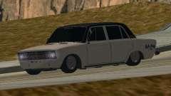 VAZ 2106 BUNKER para GTA San Andreas