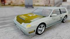 Flash F&F3 Silvia PJ para GTA San Andreas