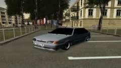 VAZ 2114 Brodyaga para GTA San Andreas