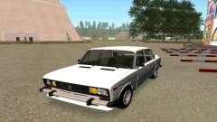 VAZ 2106 Bq para GTA San Andreas