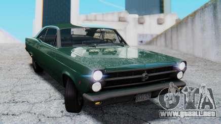 Ford Fairlane 500 1967 v1.1 para GTA San Andreas