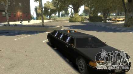 Taxi STRECH para GTA 4