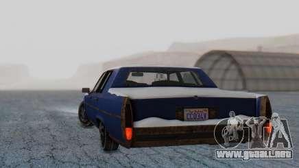 Albany Emperor North Yankton para GTA San Andreas