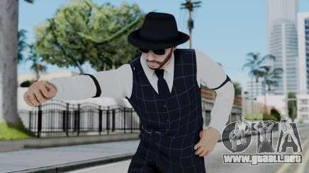 GTA Online Be My Valentine Skin 5 para GTA San Andreas