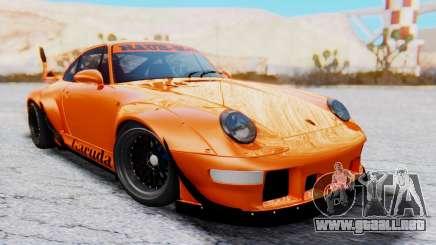 Porsche 993 GT2 RWB GARUDA para GTA San Andreas