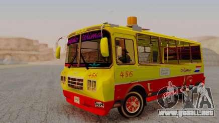 PAZ 3205 Stylo Colombia para GTA San Andreas