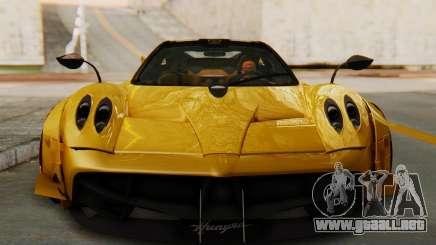 Pagani Huayra LB Performance V.2 para GTA San Andreas
