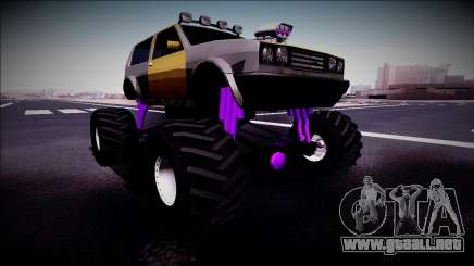 Club Monster Truck para GTA San Andreas