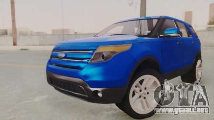 Ford Explorer para GTA San Andreas