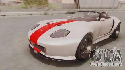 GTA 5 Bravado Banshee 900R IVF para GTA San Andreas