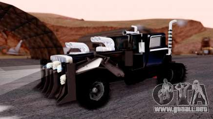 Mad Max The War Rig Bilge Tuning para GTA San Andreas