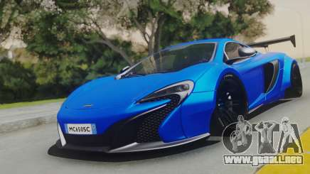 McLaren 650S Coupe Liberty Walk para GTA San Andreas