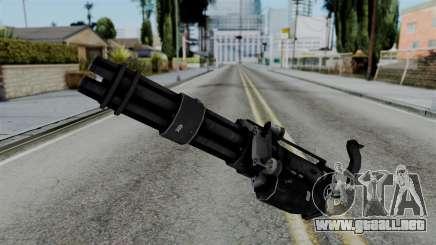 CoD Black Ops 2 - Dead Machine para GTA San Andreas