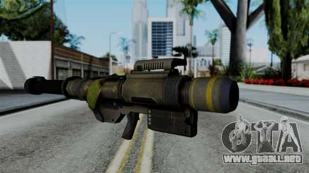 CoD Black Ops 2 - FHJ-18 para GTA San Andreas