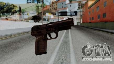 CoD Black Ops 2 - TAC-45 para GTA San Andreas