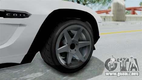 GTA 5 Coil Brawler Coupe para la visión correcta GTA San Andreas