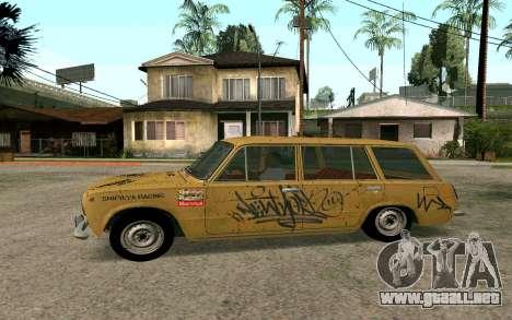 VAZ 2102 BK para la visión correcta GTA San Andreas