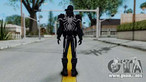 Agent Venom para GTA San Andreas tercera pantalla