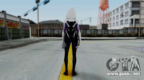Marvel Future Fight Spider Gwen v1 para GTA San Andreas tercera pantalla
