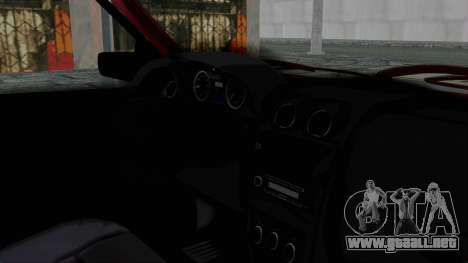 Kia 131 SX Full Tuning para la visión correcta GTA San Andreas