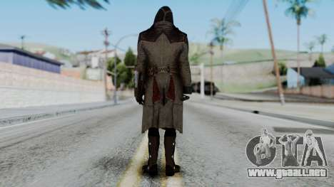 Jacob Frye - Assassins Creed Syndicate para GTA San Andreas tercera pantalla