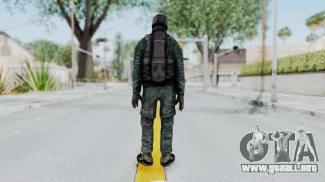Counter Strike Source Custom Urban Model para GTA San Andreas tercera pantalla