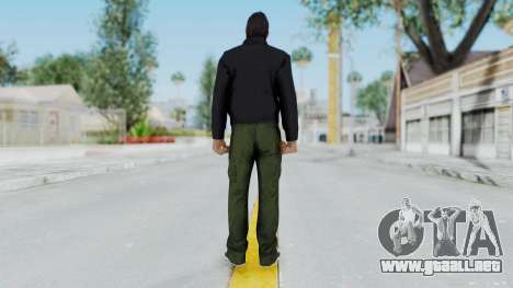 GTA 5 Claude Speed para GTA San Andreas tercera pantalla