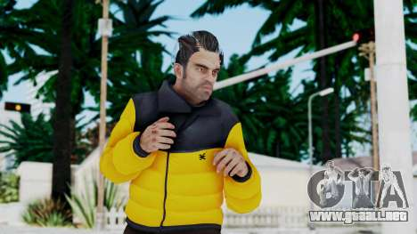 GTA 5 Trevor Phillip para GTA San Andreas
