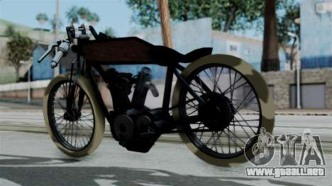 Indian 1907 para GTA San Andreas left