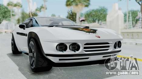 GTA 5 Coil Brawler Coupe para GTA San Andreas left