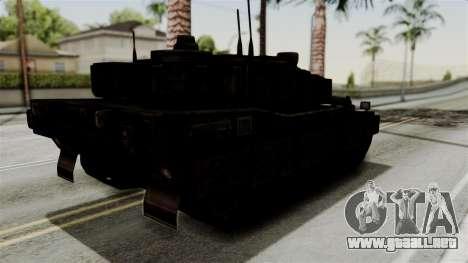 Point Blank Black Panther Rusty para la visión correcta GTA San Andreas