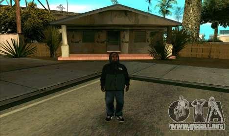 BALLAS1 para GTA San Andreas