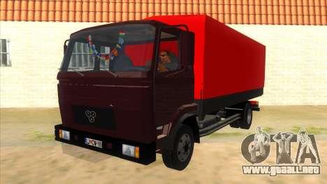 1991 TAM 130 T11 para GTA San Andreas