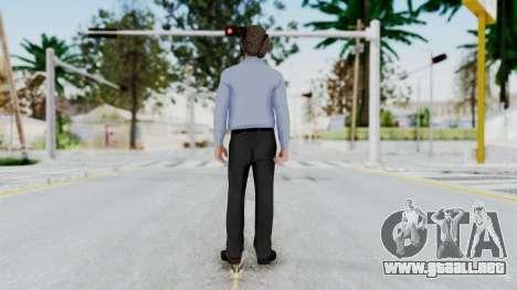 GTA 5 Dr. Friedlander para GTA San Andreas tercera pantalla