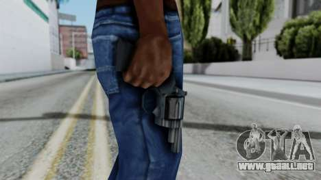 Vice City Beta Shorter Colt Python para GTA San Andreas tercera pantalla