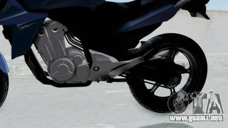 Honda CB300R para la visión correcta GTA San Andreas